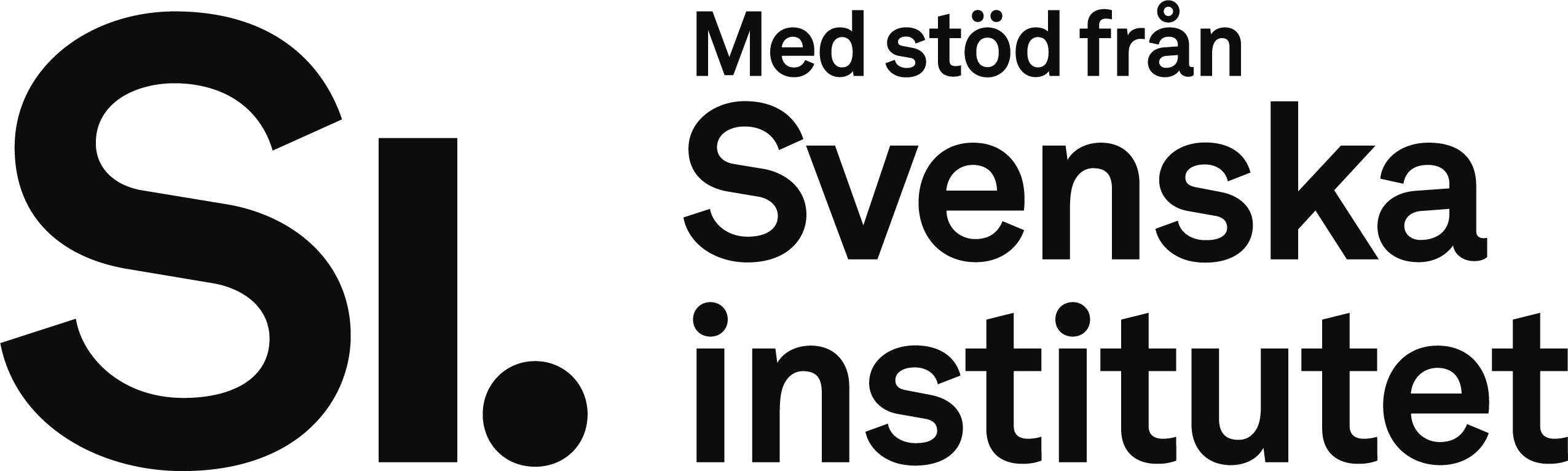 Si Svenska Institutet logo